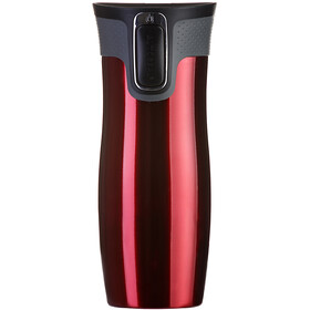 Contigo Autoseal West Loop Borraccia 470ml rosso